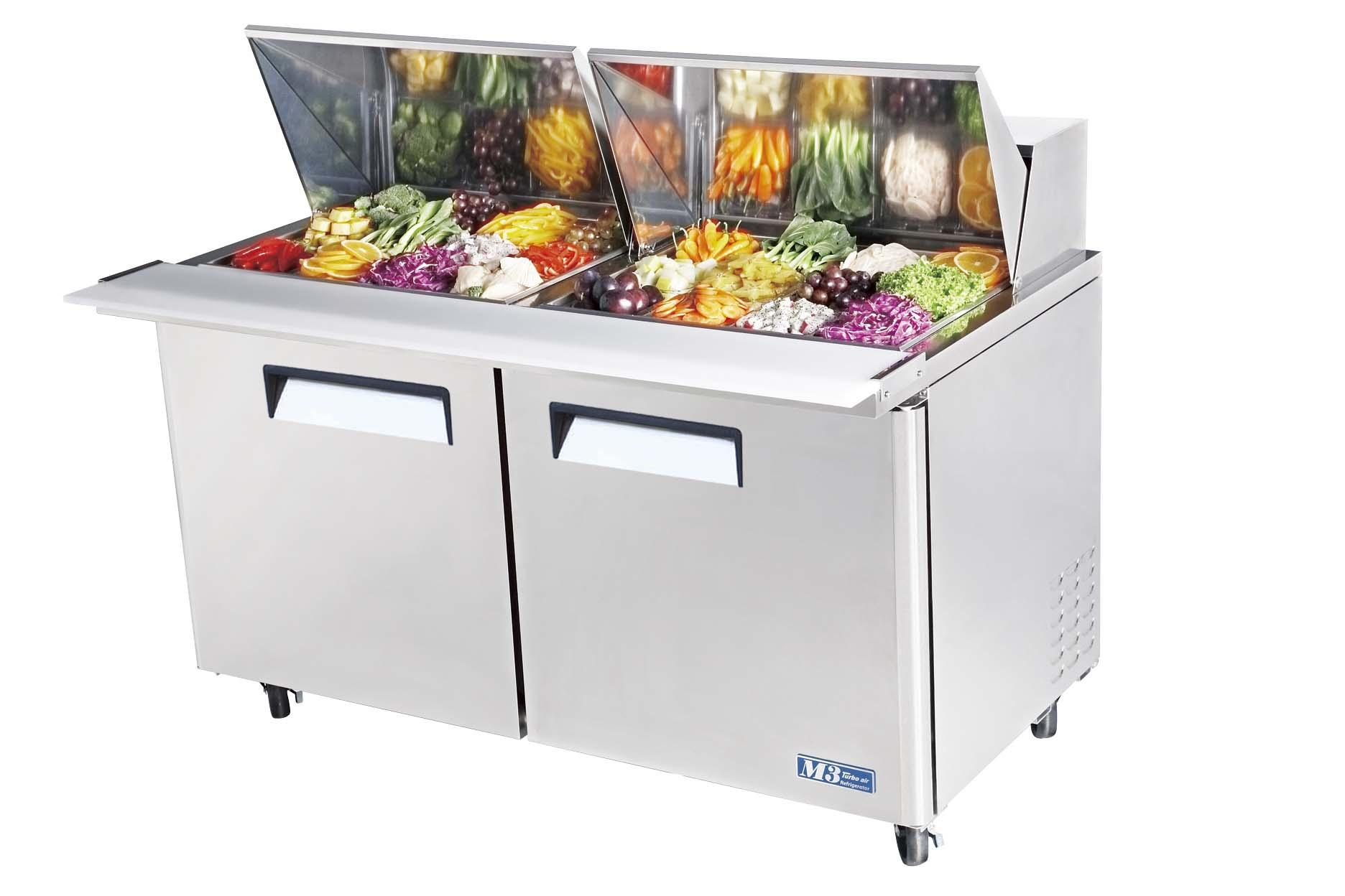 Restaurant Kitchen Tables Brrr Refrigeration Design Inc Prep Tables
